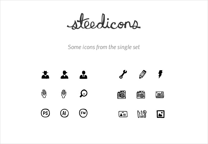 steedicons stock icons shop