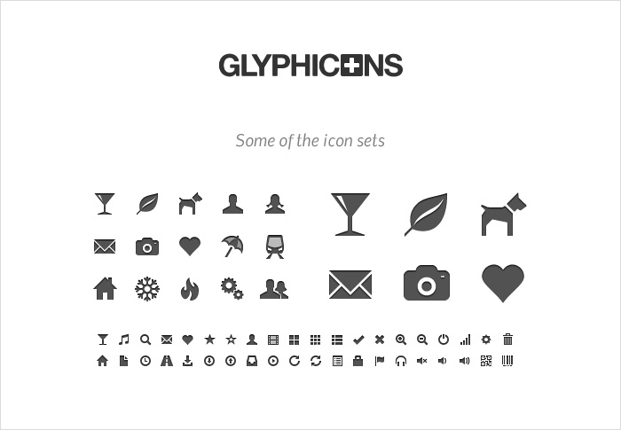 glyphicons stock icons shop