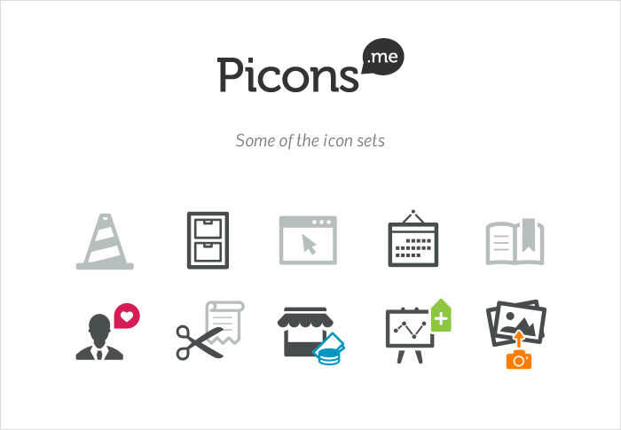 picons stock icons shop