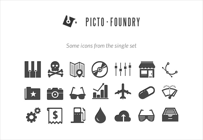pictofoundry stock icons shop