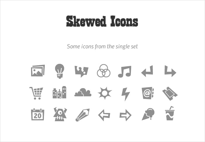 skewedicons stock icons shop