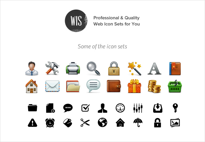webiconset stock icons shop