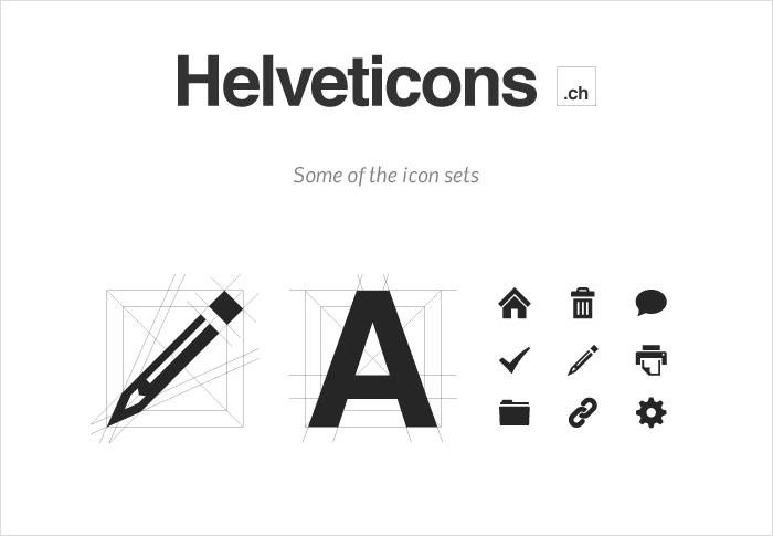 Helveticons stock icons shop